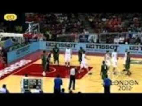 USA vs Nigeria  Mens Olympic Basketball