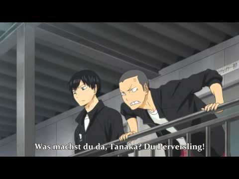 Haikyuu Tanaka Haikyuu Episode 5 Tanaka The