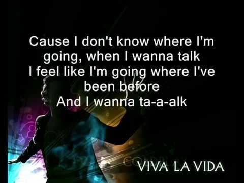 Coldplay - Talk (Alternative version) Lyrics