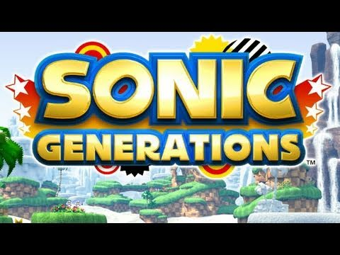 Sonic Generations Trailer Gameplay (HD 1080p)