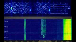 (prob) Russian Gov/Intel digimode experiments (yet another waveform).