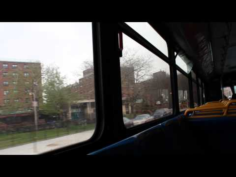 MTA Bus : On Board Ex-Bee Line Orion V #141 on the Q22