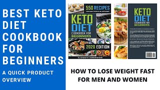 Best keto Diet Recipes Book in 2020 I Keto Diet Plan for fast weight loss I Product Review