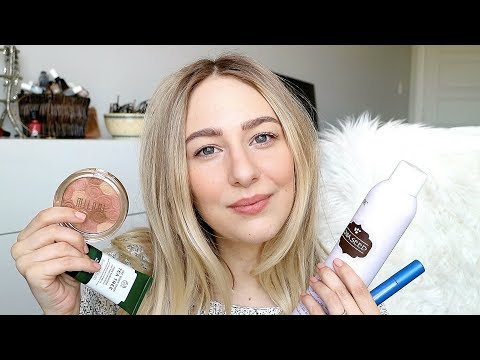 GRWM with CURRENT FAVS & NEW PRODUCTS