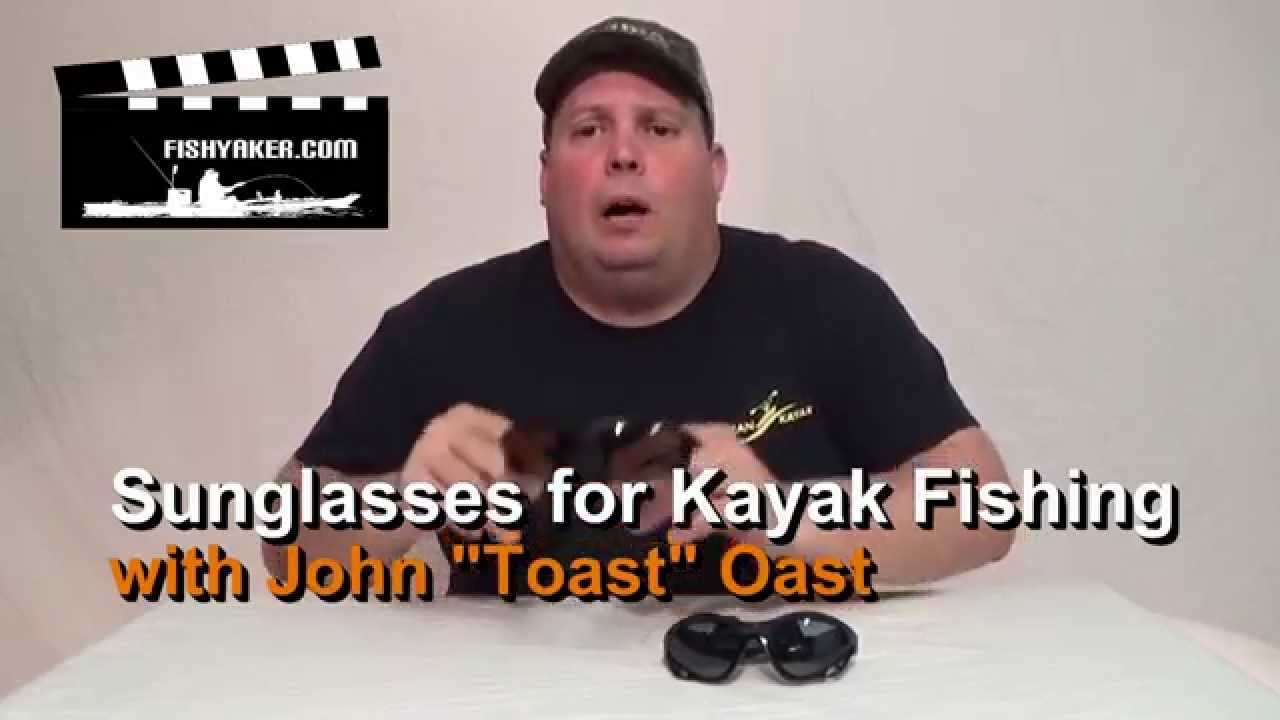 The Importance of Quality Sunglasses when Kayak Fishing  Episode 170