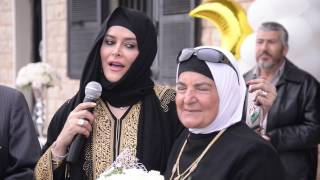 Mosque Opening in North Lebanon Built By Haja Hala Kasim Chaouk