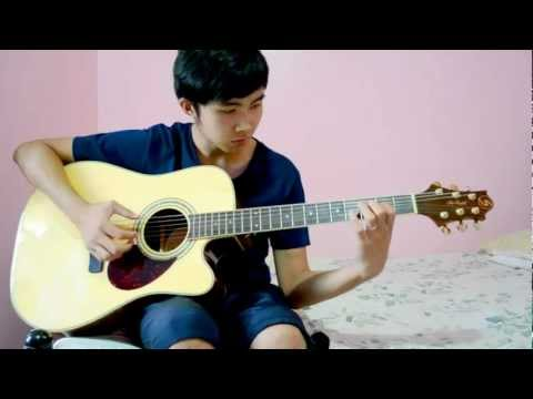 (WITH TABS) Johann Pachelbel - Canon (Guitar cover by Jorell)