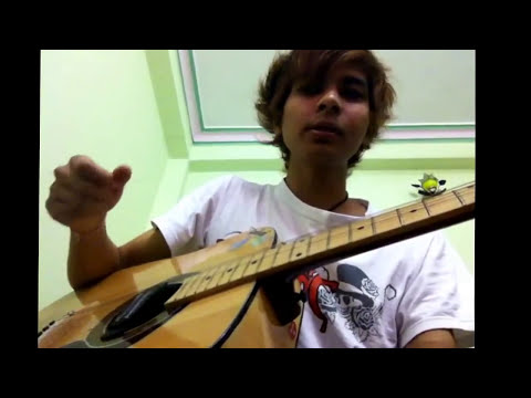 Atif Aslam - Aadat unplugged by Saroj TimeRider