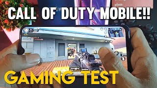 Gaming Test Realme 5 Pro COD mobile Indonesia