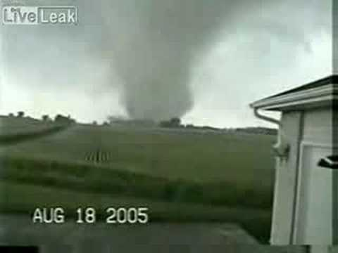 Funny Redneck's InTornado Video