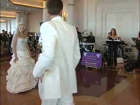 Rachael and Martin s Wedding-Surprise First Dance