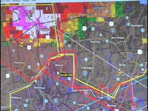 CT SKYWARN Tornadoes with KD1LD Part 2