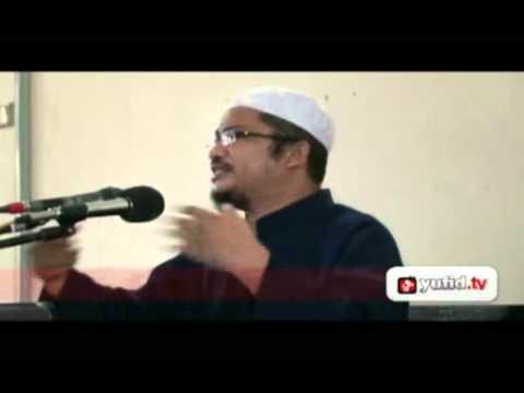 Pengajian Umum Islam Ustadz Abdullah Taslim, M.A. - Milikilah Sifat Malu (bagian 3)