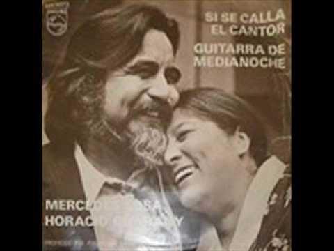 Mercedes Sosa Con Horacio Guaraní -