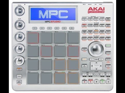 Akai MPC Studio / MPC Software Step by Step Tutorial - Producing a Track From Scratch