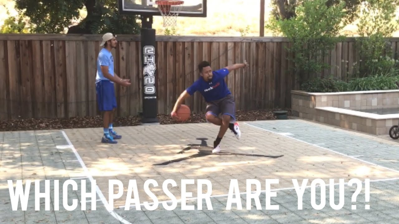 The Different Types Of Passers..