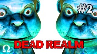 DELIRIOUS IS ONE SCARY BABY! | Dead Realm #2 Funny Moments