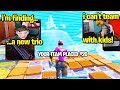 TFUE CLIX & FaZe Sway *BREAK UP* as TRIO after HUGE FIGHT! (Fortnite)