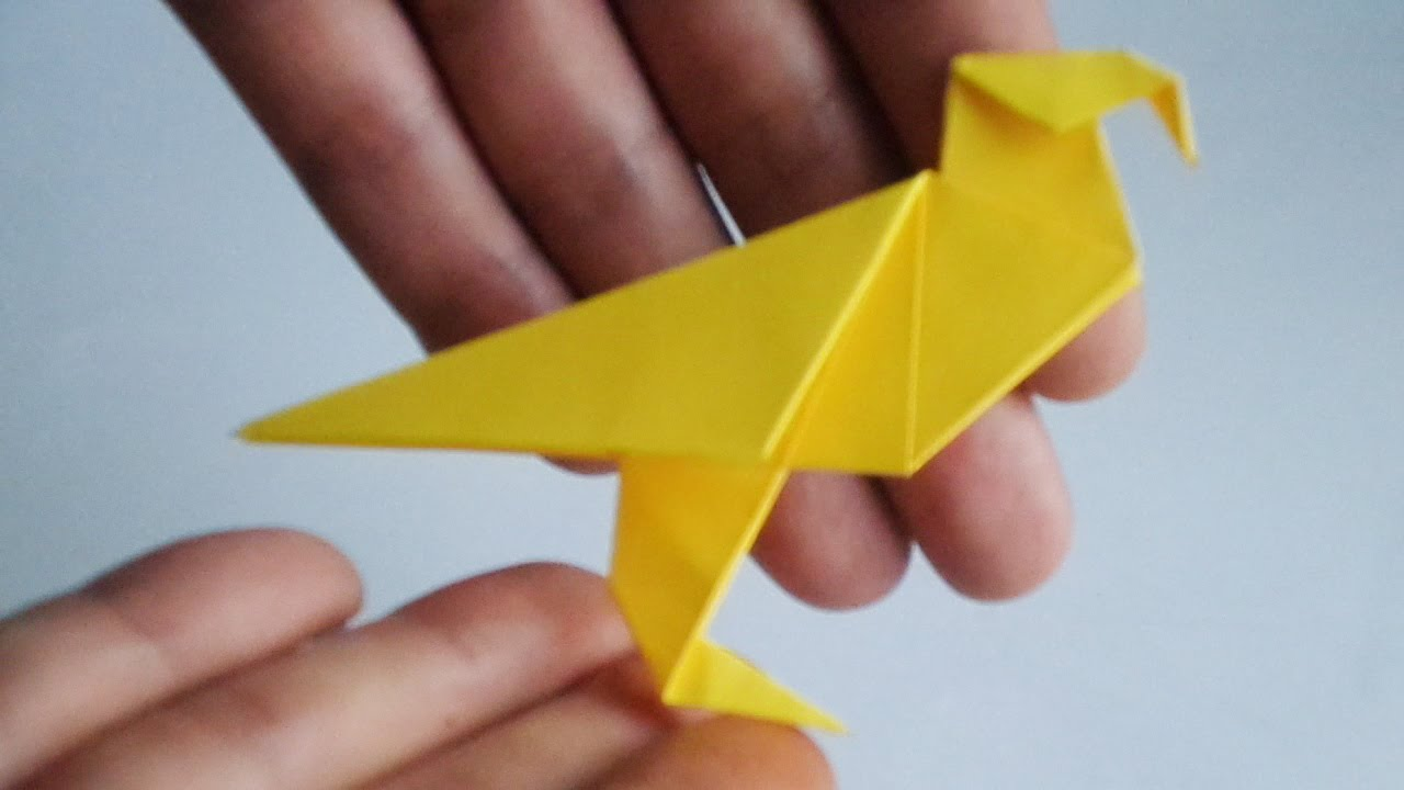 Origami Flower  Lily 100th video!  ViYoutube