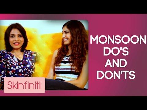 Skincare In The Monsoons With Anusha Mani || Skinfiniti