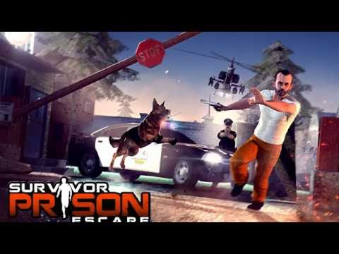 Survivor: Prison Escape APK Cover