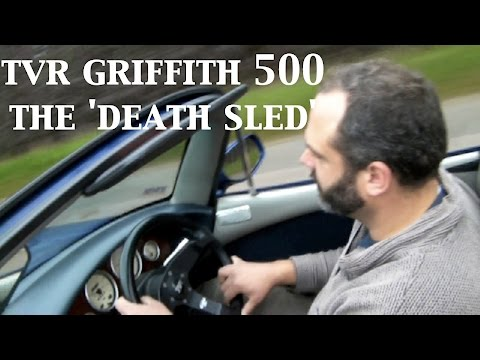 TVR Griffith 500 REVIEW and passenger ride (series 1, Vid: 4)