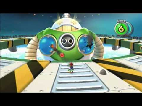 Let's Play Super Mario Galaxy 2 - Part 19: Did We Just Finish Sonic 2?