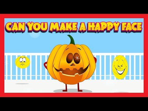 Can You Make a Happy Face Song - Jack o Lantern