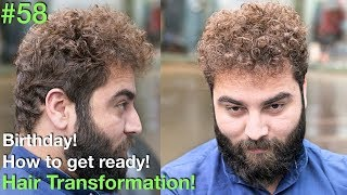 Birthday | Hair Transformation | Birthday Hairstyles | Curly Hair | TODAY