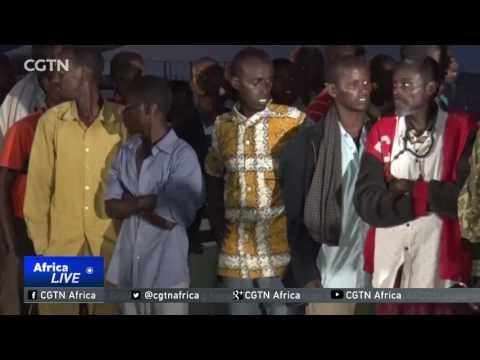 CCTV Ethiopia Hands Over Scores Of Prisoners To Somali Authorities