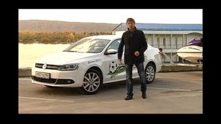 Тест VW Jetta 2011