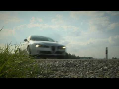 Autotest: Alfa Romeo 159 Sportwagen