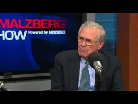 "Rumsfeld on IRS scandal:  ""Government Turning Against the People"""