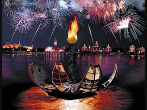Walt Disney World music- Epcot Illuminations show soundtrack