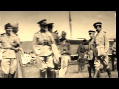 1935 Mussolini's Soldiers And & Ethiopian's Heroes. የኢትዮጲያ ጀግኖች