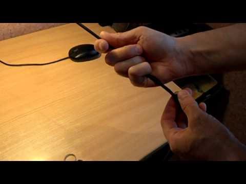 Как сделать шомпол своими руками