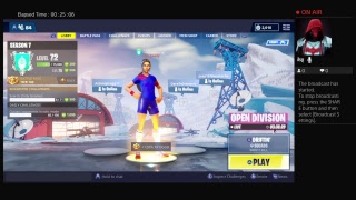 Fortnite season 7 battle pass gameplay/new LTM