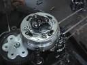 honda c70, reparación de falla del sistema de lubricacion  Picture