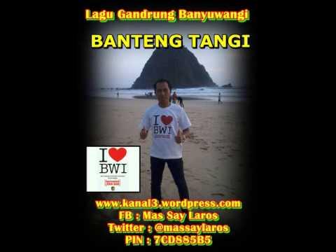 BANTENG TANGI Versi Janger Banyuwangi 2014