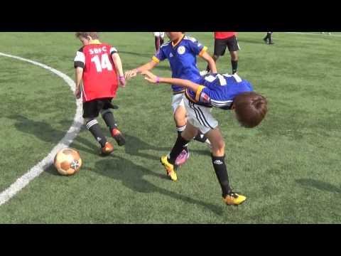 FCB 2004 JSSL 2016 Round of 32 VS  Sport Beijing FC