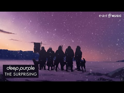 """Deep Purple """"The Surprising"""" Official Music Video - """"inFinite"""" Gold Edition out November 17th, 2017"""