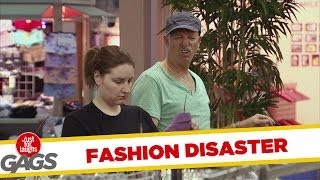 Fashion Disaster Attack Prank