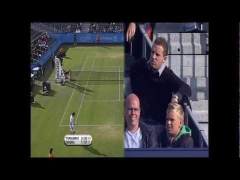 Dmitry TURSUNOV wins Unicef Open, ATP Tennis world tour final s-Hertogenbosch 2011.wmv