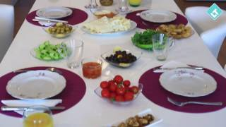 Learn Turkish & Culture Video 2: Turkish Breakfast