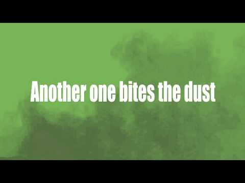 Another One Bites the Dust   Kinetic Typography
