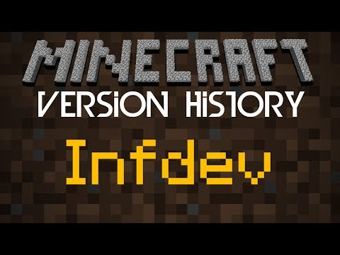 Minecraft Wiki Version History Infdev Minecraft Wikipedia The