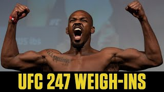 UFC 247 Weigh-Ins: Jon Jones vs. Dominick Reyes | ESPN MMA