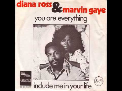 You Are Everything - Diana Ross & Marvin Gaye