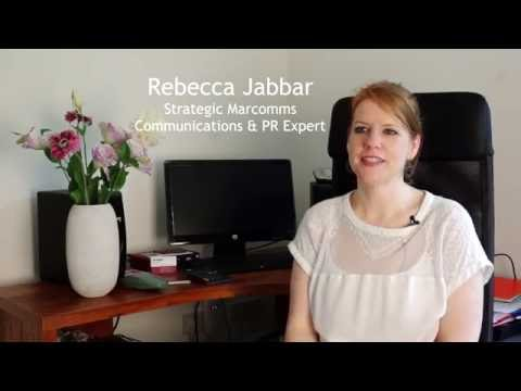 Don't ignore Video, says PR and communications expert.