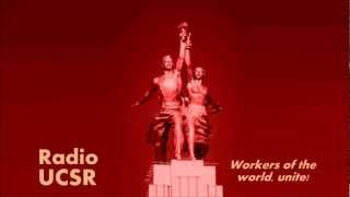 "Soviet Song - ""Wide is my motherland"" / ""Широка страна моя родная"""